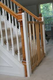 beauty in the ordinary installing a baby gate without drilling
