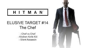 target kitchen knives hitman 2016 the chef elusive target 14 chef v chef kitchen