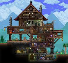 starbound base building o