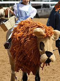 Cowardly Lion Costume Quiz What Should Your Horse Be For Halloween Horse Nation