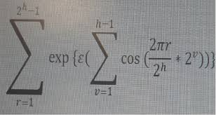 solving a sum of series of exponential function with a sum of series of cosine function inside matlab answers matlab central
