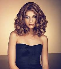 hairstyles with perms for middle length hair 35 medium length curly hair styles hairstyles haircuts 2016 2017