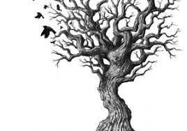 birds flying from tree flying birds and tree of