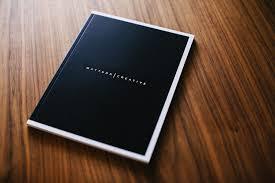 portfolio books mattson creative