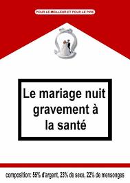 le mariage nuit gravement ã la santã le mariage nuit gravement à la santé spectacles à perpignan du