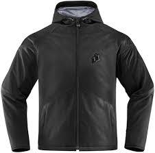motorcycle riding vest icon gloves singapore icon hooligan 2 textile jacket jackets blue