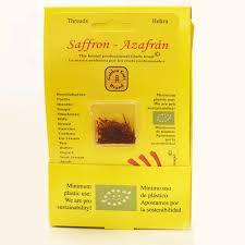saffron threads display box vanilla saffron imports