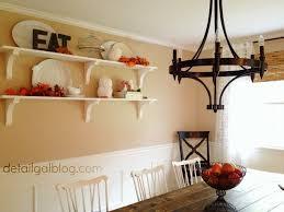 www detailgal com diy shelves for 100 dining room shelf styling