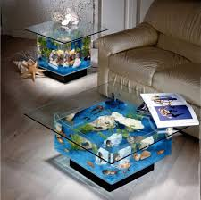coffee table mesmerizing diy coffee table fish tank youtube