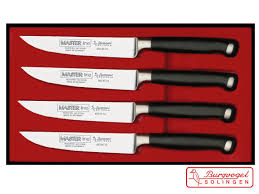steak knives solingen buy online at pfannenprofis de