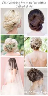 how to put bridal hairstyle best 25 cathedral veil hair ideas on pinterest cathedral veils