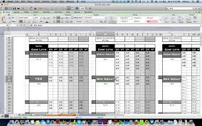 Workout Excel Template Personal Workout Log From Excel Designs