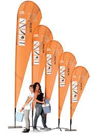 Beach Flag Pole Buy Beachflag Drop Online On Scribo Display