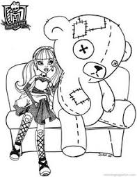 monster coloring pages print enjoy coloring monster
