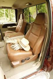 King Ranch Interior Swap 2005 Ford Super Duty Pickups Trucks Review U0026 Accessories Truck Trend