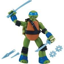 teenage mutant ninja turtles 5 battle shell leonardo