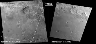 mars reconnaissance orbiter ctx 5 release