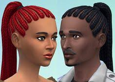 sims 4 blvcklifesimz hair my sims 4 blog blvcklifesimz short locs hair for males my sims 4