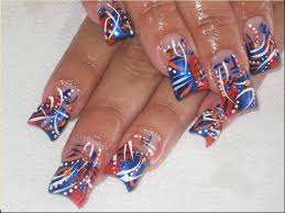 cute long nail designs easy way nail art with you in pictures