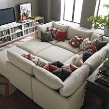 leather media sectional sofa centerfieldbar com