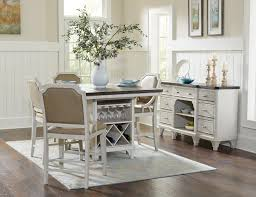 mystic cay counter height dining set by avalon furniture home