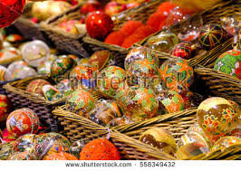 balls sale fair stock photo 558349414