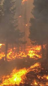 Wild Fire Cle Elum Wa wildfire near crystal mountain doubles in size to 45 000 acres