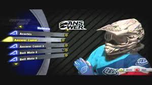 bell red bull motocross helmet mx vs atv alive dlc tracks bikes gear helmets u0026 goggle