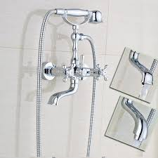 aliexpress buy wall mounted rotate tub spout held