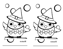 Free Halloween Coloring Page by Free Printable Halloween Color Pages Coloring Pages Kids