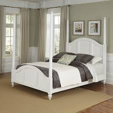 Poster Bed by Tommy Bahama Ivory Key Southampton Poster Bed White Hayneedle