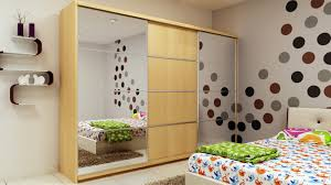 luxurious bedroom wardrobe designs on interior decor home with