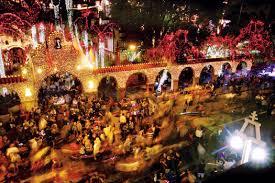 downtown riverside festival of lights road closures for festival of lights switch on in downtown riverside