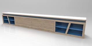 meuble bas bureau meuble de bureau sur mesure lyon bureau haut de gamme relax