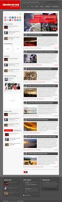 left sidebar thunderstruck left sidebar magazine news theme wp