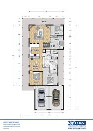2d coloured floor plan nambour