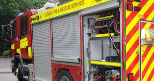 epsom fire person rescued 14 led safety