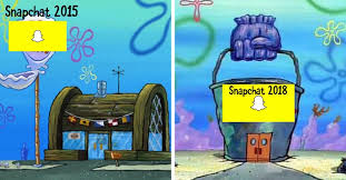 You Like Krabby Patties Meme - the krusty krab vs chum bucket meme lets us all know what s trash