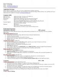 free resume templates 79 excellent examples of resumes marketing
