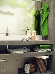 Bathroom Shower Ideas On A Budget Colors Small Bathroom Decorating Ideas Striped Curtain White Acrylic