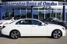 mercedes of omaha used cars shop 6 luxury demo vehicles at mercedes of omaha