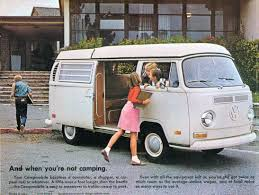 volkswagen hippie van name 1972 vw campmobile brochure page 12 vw bus literature