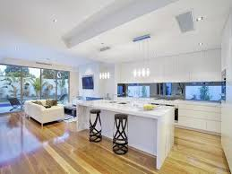 open plan kitchen ideas image result for grey and white open plan kitchens chez