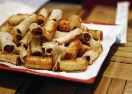 cuisine chinoise nems recette chả giò heo tôm cha gio heo tom nems au porc et aux