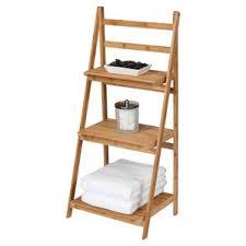 Bathroom Ladder Linen Tower Free Standing Bathroom Shelving You U0027ll Love Wayfair
