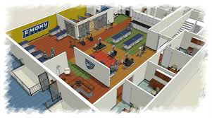 Google Sketchup Floor Plan by We Create Custom Maps Do You Need One