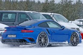 Gt2 Rs 0 60 Porsche Cold Weather New 911 Gt2 Rs Spotted By Car Magazine