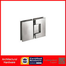 180 degree shower door hinge solid copper spring hinges glass to