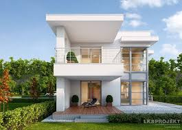 simple two storey house design modern two storey home in narrow shape design architecture and art