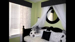 Master Bedroom Decor Black And White Fascinating Black And White Bedroom Decorating Ideas Youtube